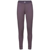 Damen NATURAL 100% MERINO WARM Funktionsunterwäsche Hose, vintage violet, large