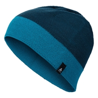 Bonnet MAILLE FINE, poseidon - blue jewel, large