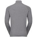 Couche intermédiaire zippée CARVE Warm, grey melange, large