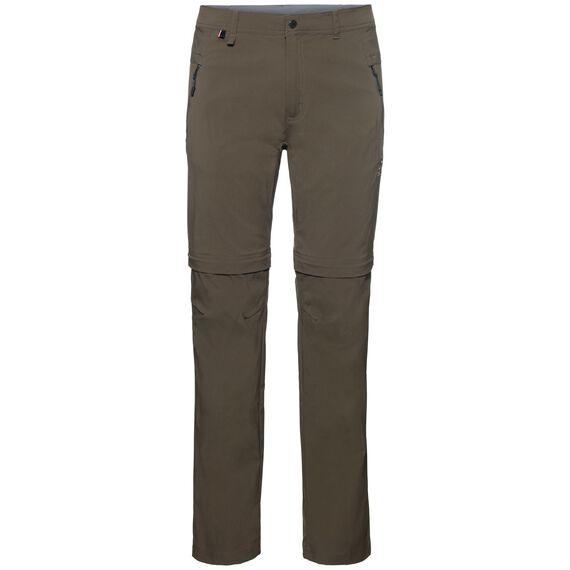 Pants zip-off WEDGEMOUNT, crocodile, large