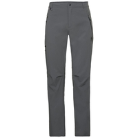 Pantalon court WEDGEMOUNT pour homme, odlo steel grey, large