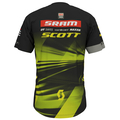 Scott-Sram MTB Team Fan Jersey, SCOTT SRAM 2019, large
