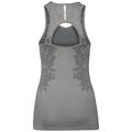 BL Singlet CERAMICOOL Blackcomb PRO, odlo concrete grey - odlo silver grey - black, large