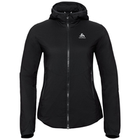 Gefütterte Damen FLI S-THERMIC Jacke, black, large