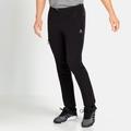 Men's FLI DUAL DRY WATER RESISTANT Hiking Pants, black, large