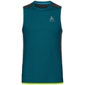 BL TOP Crew neck Tank OMNIUS F-Dry, deep lagoon - black, large