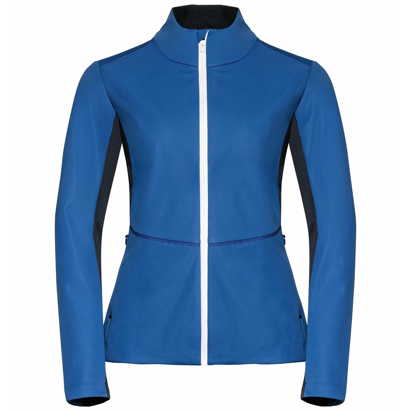 The Markenes jacket, nautical blue - dark sapphire, large