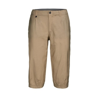 Cheakamus Pants 3/4 women, lead gray, large