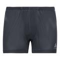 Boxer Active Cubic Light ST confezione da 2, ebony grey - black, large