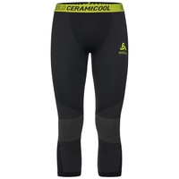 BL Bottom CERMICOOL MOTION 3/4-Hose, black - acid lime, large