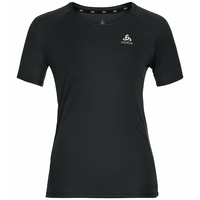 T-shirt de Running ESSENTIAL pour femme, black, large