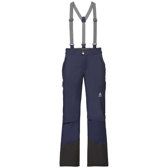 NORDIC FAN-broek voor dames, diving navy, large