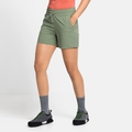 Women's HALDEN Shorts, matte green, large
