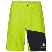 Shorts MORZINE ELEMENT, acid lime - black, large