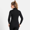 T-shirt à col montant ACTIVE WARM ECO pour femme, black, large
