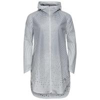 Parka ZAHA, new odlo silver grey - ZHD AOP SS19, large