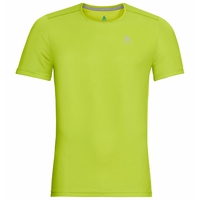 GEORGE T-Shirt, lime punch, large