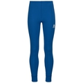 Pantaloni Base Layer ACTIVE WARM KIDS per bambini, energy blue, large