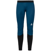 Men's VELOCITY PRO Tights, poseidon - black, large