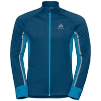 AEOLUS PRO Warm Jacke, poseidon - blue jewel, large