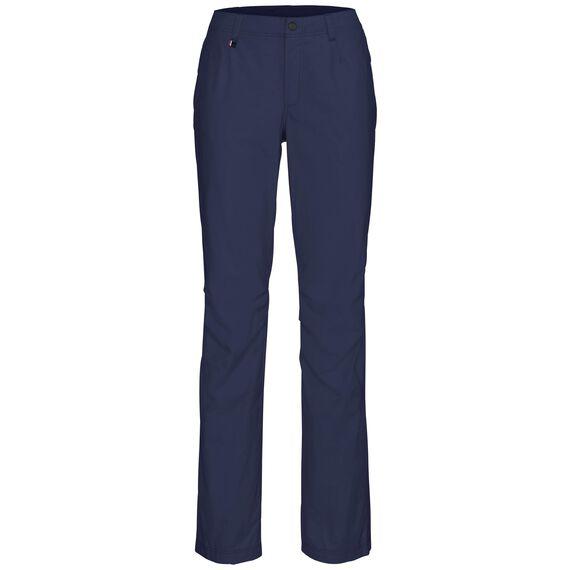 CHEAKAMUS Pants women, peacoat, large