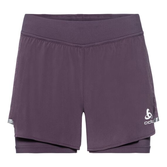 2-in-1 Shorts ZEROWEIGHT CERAMICOOL Light, vintage violet, large
