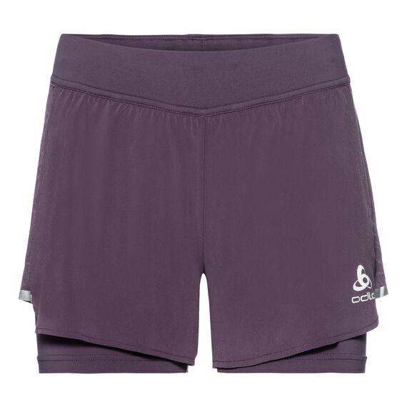 Pantaloncini 2-in-1 ZEROWEIGHT CERAMICOOL LIGHT, vintage violet, large