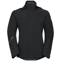 Men's FREMONT Hardshell Jacket, black, large