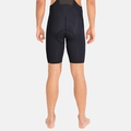 Men's ELEMENT Short Cycling Tights with Suspenders, black, large