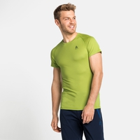 Men's ACTIVE F-DRY LIGHT ECO Base Layer T-Shirt, macaw green, large