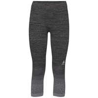 BL Bottom MALA 3/4-Hose, odlo steel grey - black, large