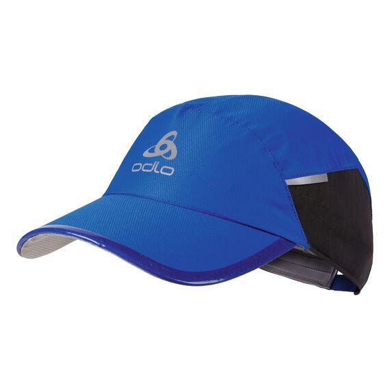 Cap FAST & Light, energy blue, large