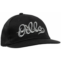TRUCKER-pet, black - graphic SS21, large