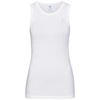 Women's PERFORMANCE LIGHT Baselayer Singlet, white, large