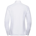 Midlayer 1/2 zip CARVE Light, white, large
