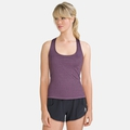 Camiseta térmica sin mangas cuello redondo MAIA EASE, vintage violet melange, large