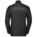 Jacket insulated GREGOR COCOON, black, large
