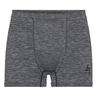 Boxer PERFORMANCE LIGHT, grey melange, large