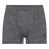 PERFORMANCE LIGHT Boxershorts, grey melange, large