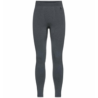 Men's PERFORMANCE WARM ECO Baselayer Pants, grey melange - black, large