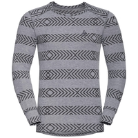 Lang active Warm Kinship-sett, grey melange, large