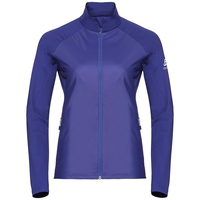 Women's VELOCITY ELEMENT Jacket, clematis blue, large