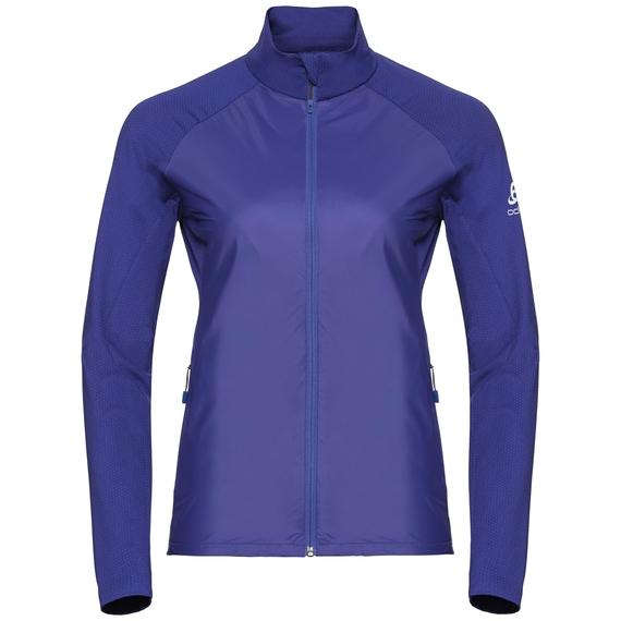 Women's VELOCITY ELEMENT Jacket, clematis blue, large