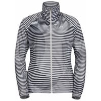 Women's ZEROWEIGHT AOP Jacket, silver cloud - AOP SS20, large
