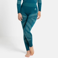 Women's NATURAL + KINSHIP WARM Baselayer Bottoms, submerged melange, large