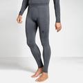 Men's PERFORMANCE WARM Base Layer Pants, grey melange - black, large