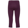 SLIQ running Tights 3/4 women, pickled beet, large
