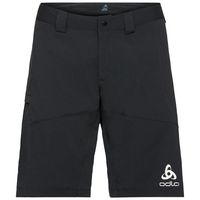Pantaloncini MORZINE ELEMENT con slip interno, black, large
