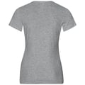 KUMANO LOGO Baselayer T-Shirt, odlo concrete grey melange - placed print FW18, large