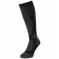 The Primaloft Pro socks, black - odlo graphite grey, large